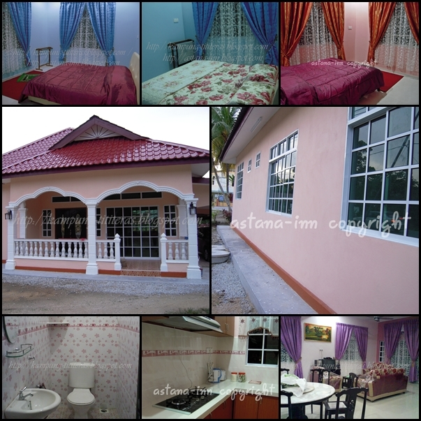 Kampung Titi Teras Balik Pulau Homestay Kampung Titi Teras
