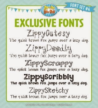 Zippy Fonts