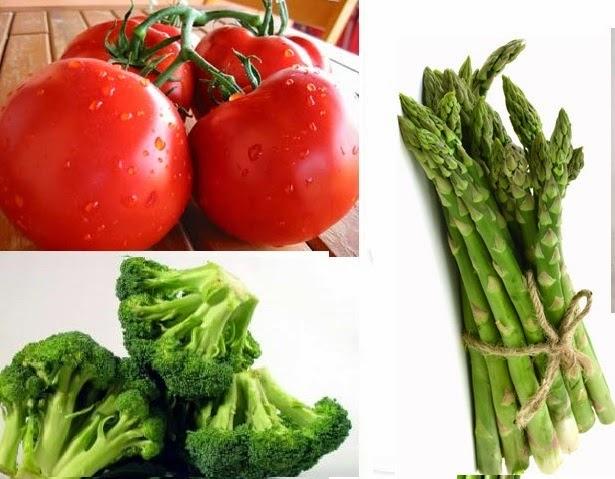 5 frutas y 3 verduras que maduran muy r pido amor - Semillas de frutas y verduras ...