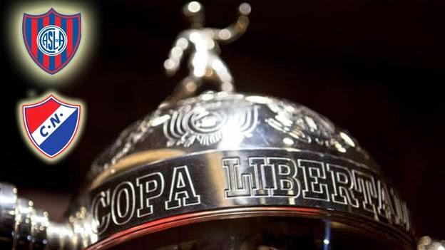 Copa Libertadores-Nacional-San Lorenzo