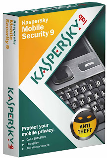 Kaspersky Mobile Security 9.0