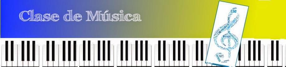 Clase de música