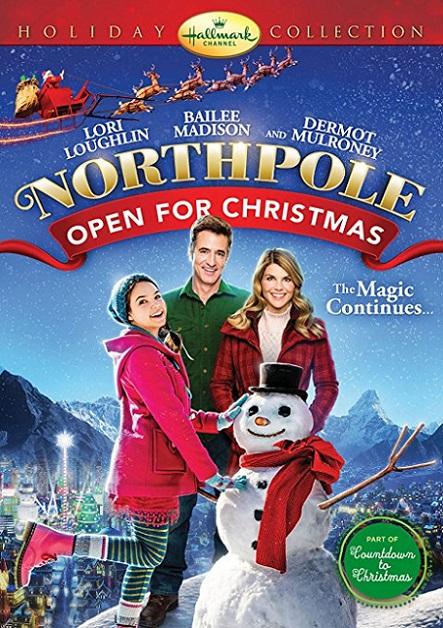 Northpole: Open for Christmas (Polo Norte: Abierto en Navidad) (2015) 720p y 1080p BDRip mkv Dual Audio AC3 5.1 ch