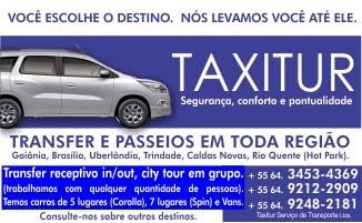 Transfer em Goiás