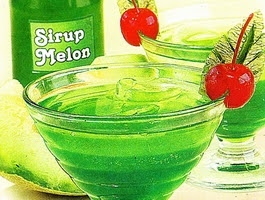 Resep Membuat Sirup Melon