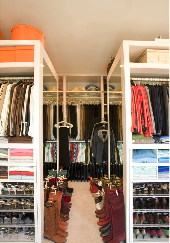 the zhush luxury closets
