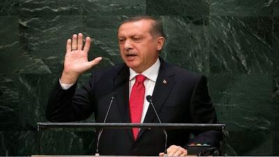 أردوغان: مرسي هو رئيس مصر