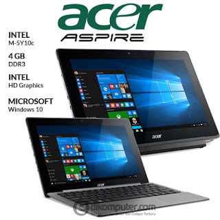 Harga Notebook Hybrid Acer Aspire Switch 11V
