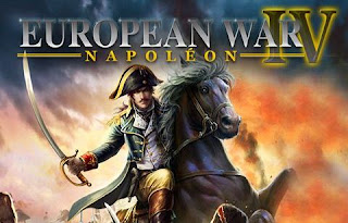 Screenshots of the European war 4: Napoleon for Android tablet, phone.