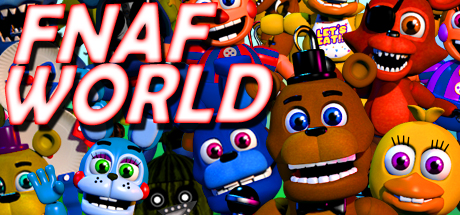 FNaF World PC Game Free Download