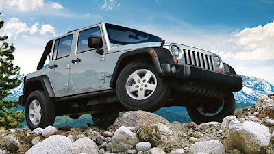 Novo Jeep Wrangler remodelado