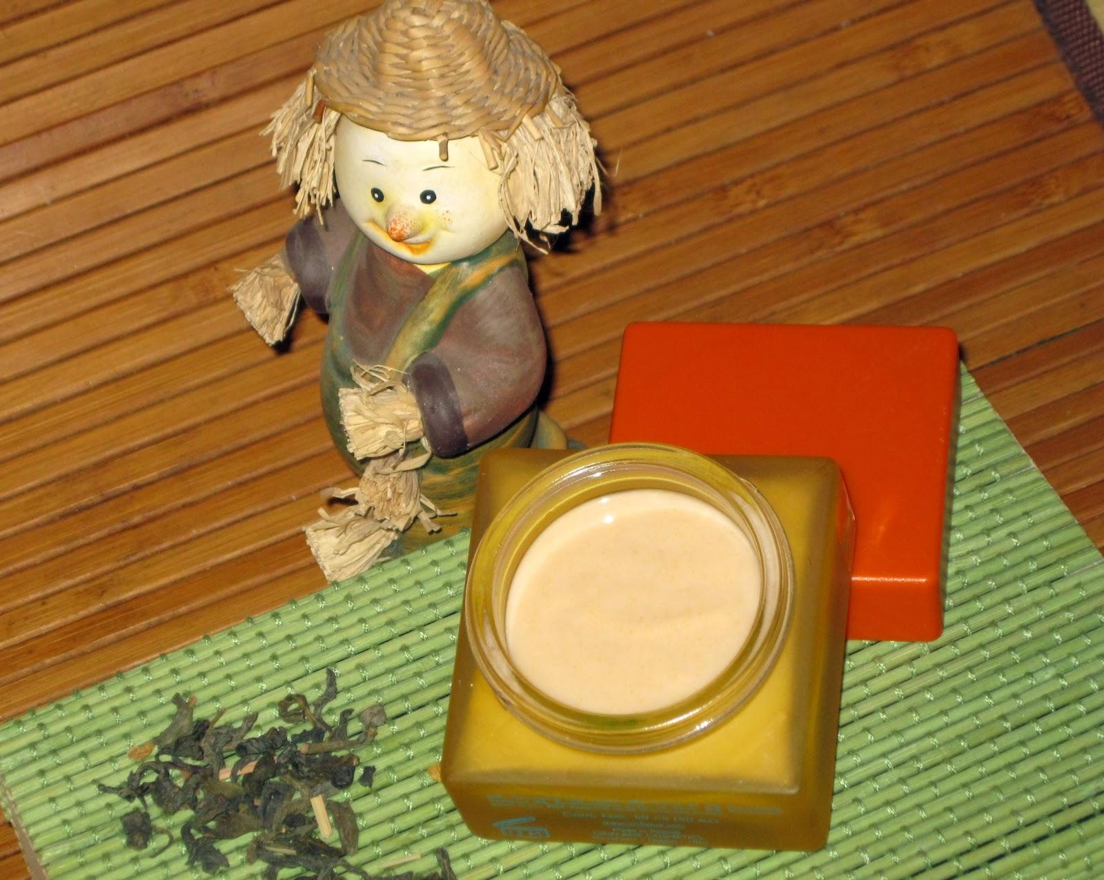 крем зеленый чай от пигментных пятен