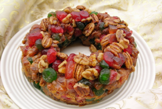 Lb Fruit Cake Recipe