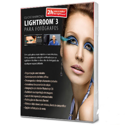 Curso Lightroom 3 para Fotógrafos Profissional Curso XANDAO DOWNLOAD