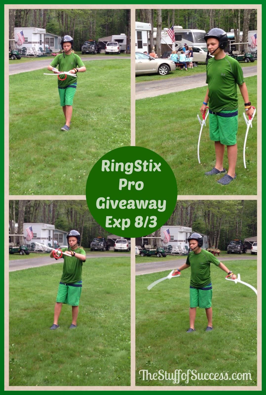 RingStix Pro Giveaway