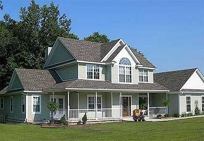 Fachadas de casas fachada casa 140 m2 mas garage for Fachadas de casas estilo americano