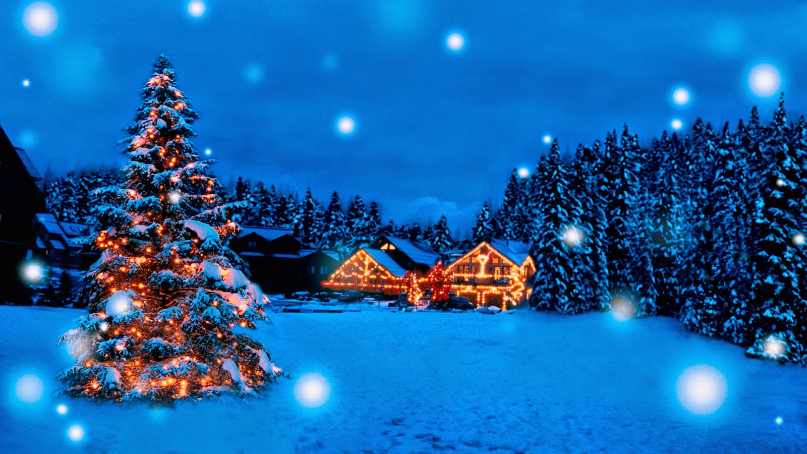 Christmas Laptop Wallpapers Free Wallpaper Gallery