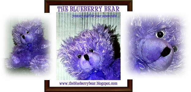 THE BLUEBERRY BEAR