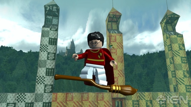 Lego Harry Potter Years 1 4  2 lego harry potter years 1 4 [ ps3 ]