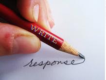 WRITE RESPONSE