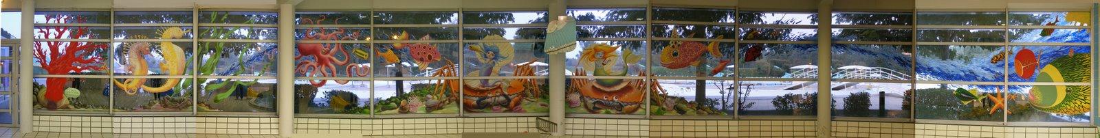 Richard lherbette artiste peintre en d cor depuis 2006 for Archipel piscine castres