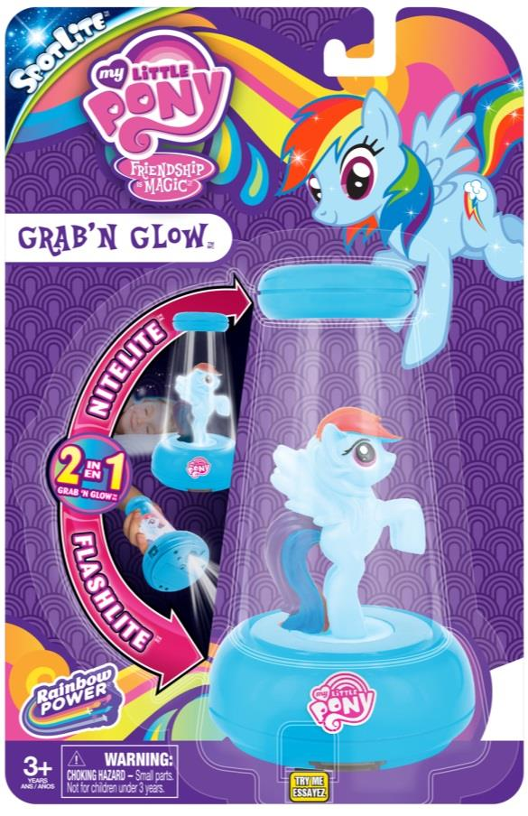 MLP Spot Lite Grab 'N Glow Rainbow Dash