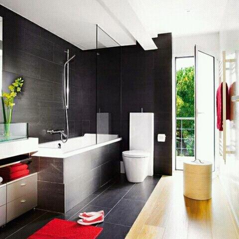 Modern Homes Beautiful Bathrooms Designs Ideas