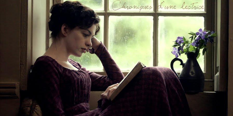 Chroniques d'une Lectrice