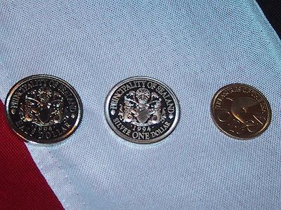 La moneda del país más pequeño del mundo