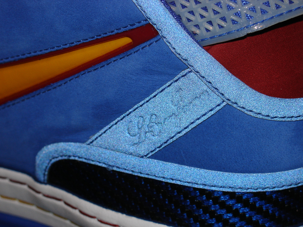 Superman Shoes Nike
