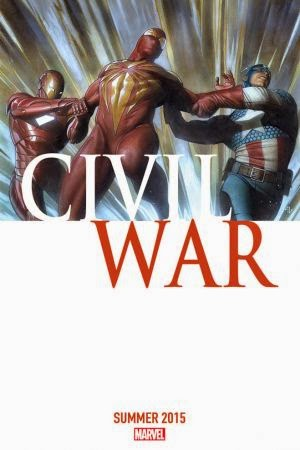 Marvel Civil War 2015 image preview