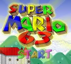 linux games online apresenta: Super Mario 63