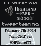 Highland Park Secret Tweet Tasting