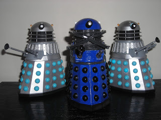 Dalek Time Controller Custom 07