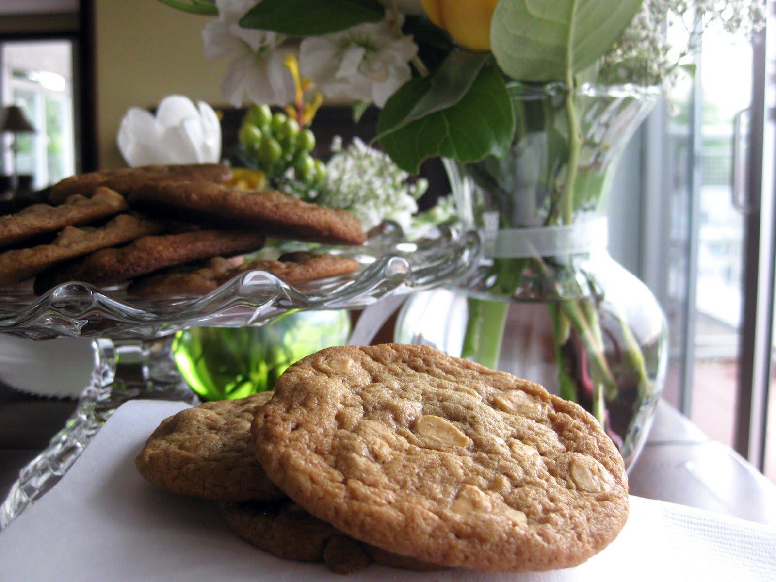 Recipe for butterscotch refrigerator cookies