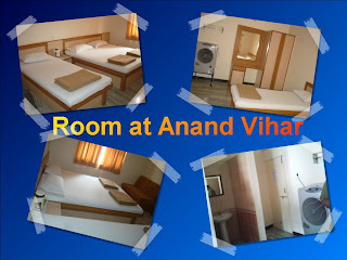 Accommodation at Ananad Vihar Shegaon by Ramakant Agrawal