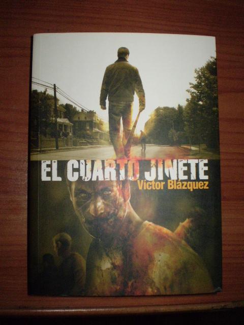 El Consultorio del Doctor: El Cuarto Jinete, de Víctor Blázquez