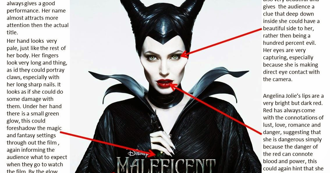 maleficent s analysis Box office analysis:  but female leads give a film box office longevity as angelina jolie's maleficent and scarlett johansson's lucy showed published:.