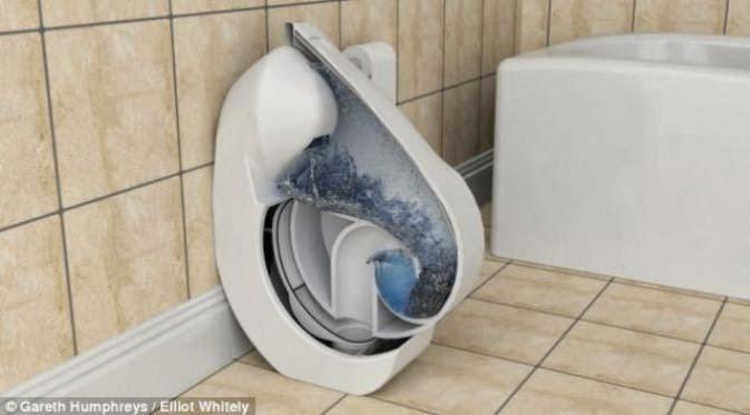 Hah, Toilet Lipat untuk Masa Depan?