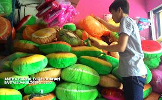 toko bantal buah