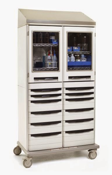 Metro Storage Cabinet : Metro shelving products starsys tall mobile supply cabinet