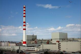 Leningrád Atomerőmű Oroszország