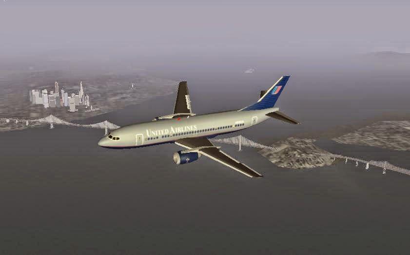 4- FlightGear: