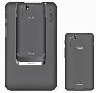 Asus Padfone Mini 4.3-Inch Hybrid Smartphone