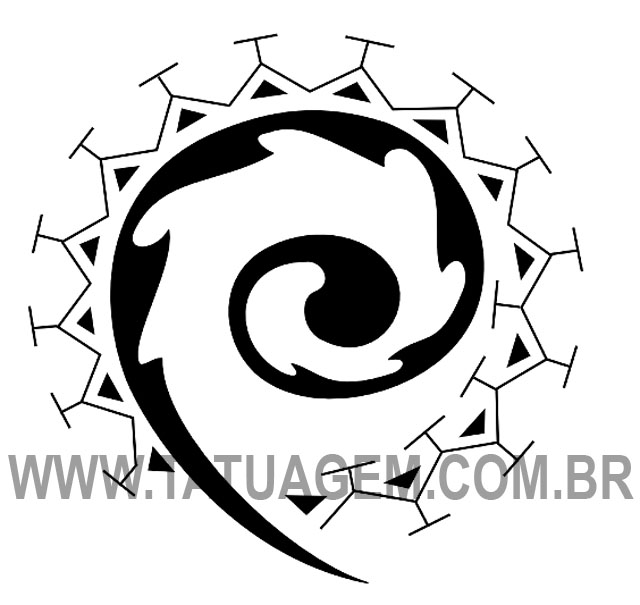 Amazona Tattoo Significado Dos Simbolos Maori - Simbologia-maori-significado