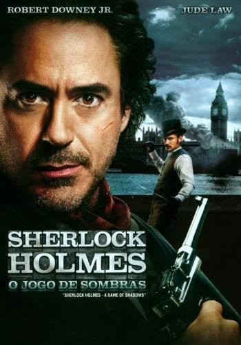 Sherlock Holmes: O Jogo de Sombras Torrent - BluRay 1080p Dublado
