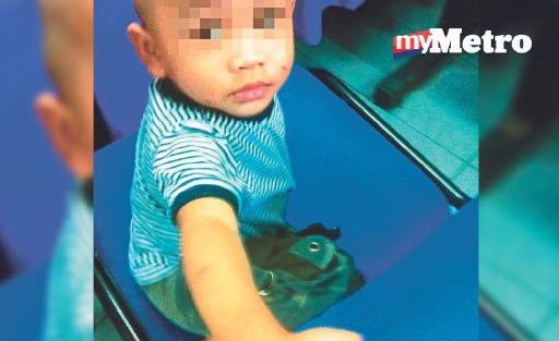 Suami didakwa mendera, cucuh puntung rokok pada badan anak