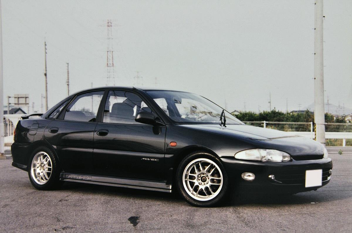 Mitsubishi Mirage Cyborg R 三菱, 日本車, チューニングカー, スポーツカー
