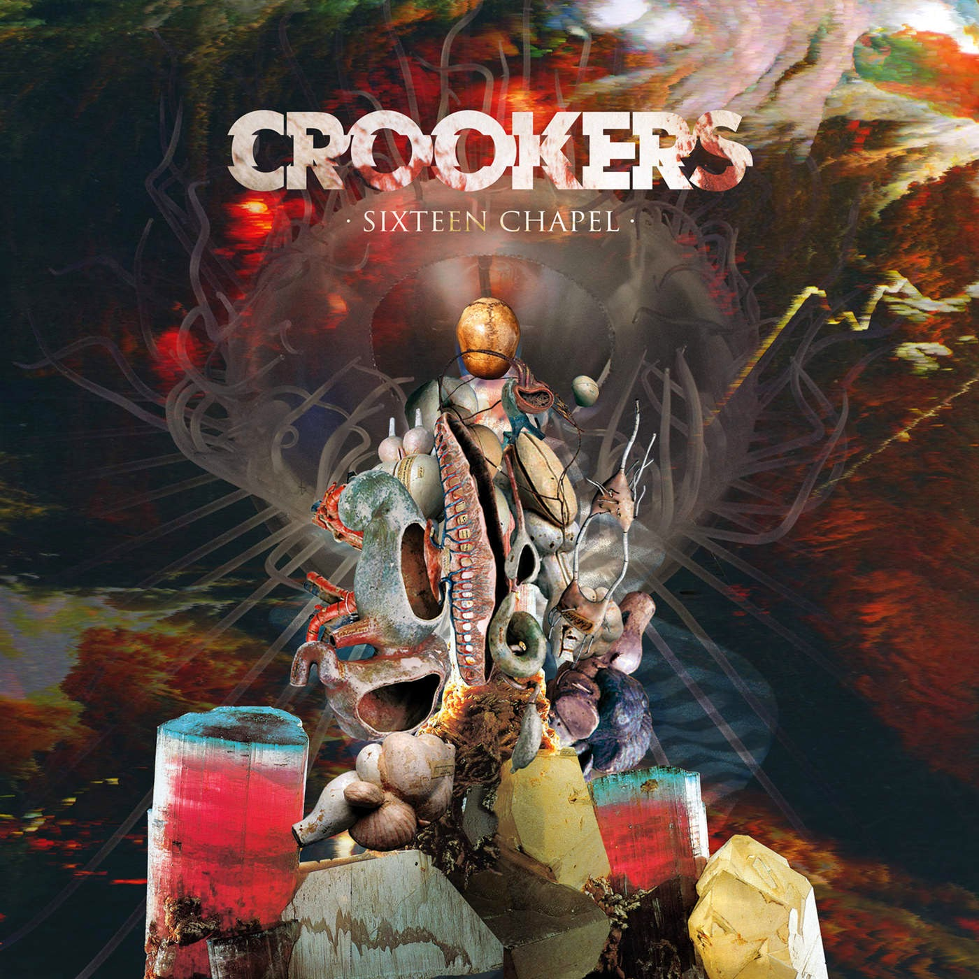 Crookers - I Just Can't (feat. Jeremih) - Single