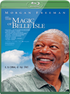 Filme Poster The Magic of Belle Isle BRRip XviD & RMVB Legendado